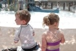 Summer Fun at the New Rogers Splash Park